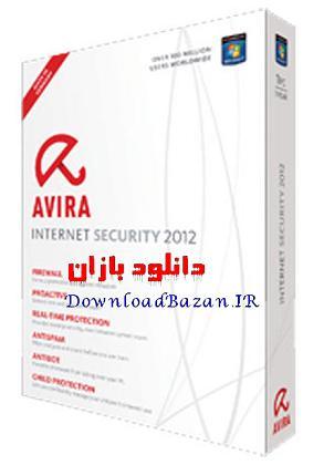 و بهترین آنتی ویروس Avira Internet Security 2012.
