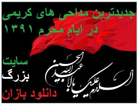 دانلود جدیدترین نوحه های محرم 91 محمود کریمی
