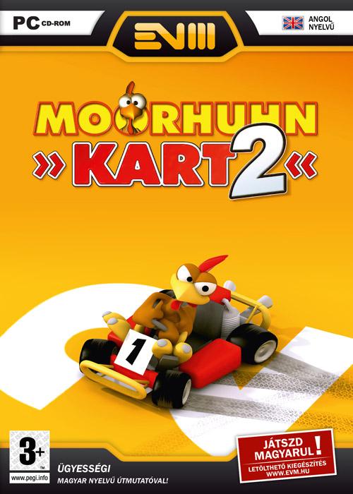 دانلود بازی Moorhuhn Kart 2 برای کامپیوتر