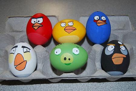 آموزش تزیین تخم مرغ سفره هفت سین 1395