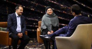 احسان علیخانی راز زندگی خود را در ماه عسل فاش کرد + فیلم