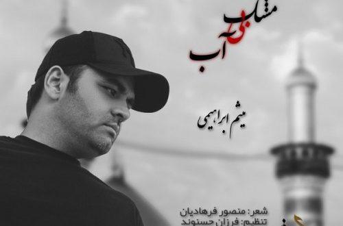 دانلود آهنگ جدید 98 - آهنگ غمگین میثم ابراهیمی به نام مشک بی آب